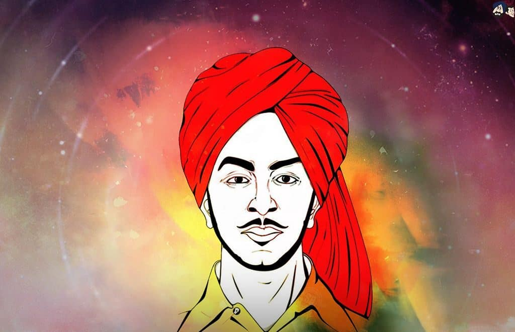 Bhagat Singh Biography in Hindi