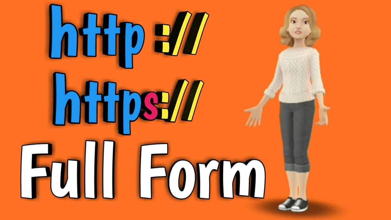 HTTP Full Form in Computer